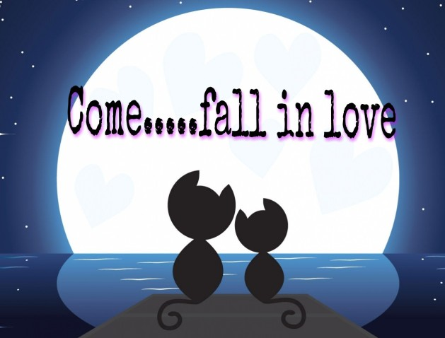 Fall in love , love quotes