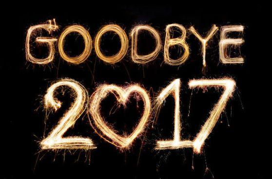Good bye 2017 things i learnt in year 2017