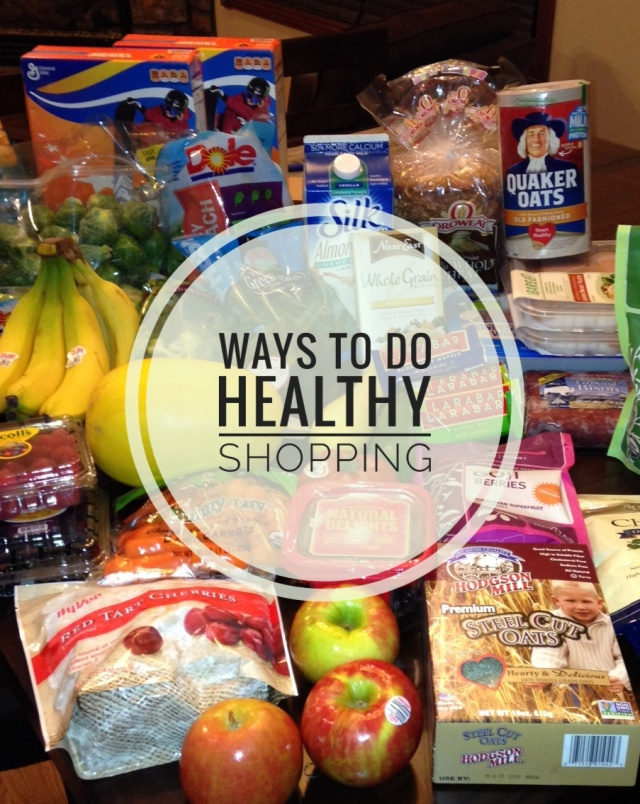 Superbloggerchallenge2018, contest, healthy shopping