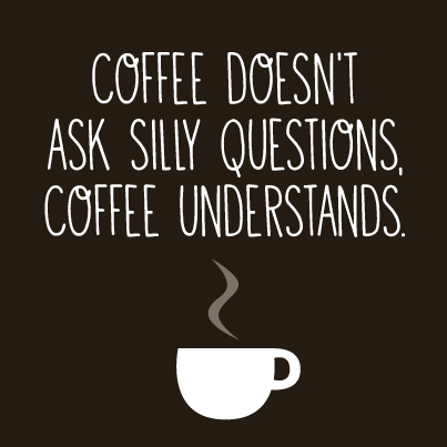 Coffee, super blogger challenge