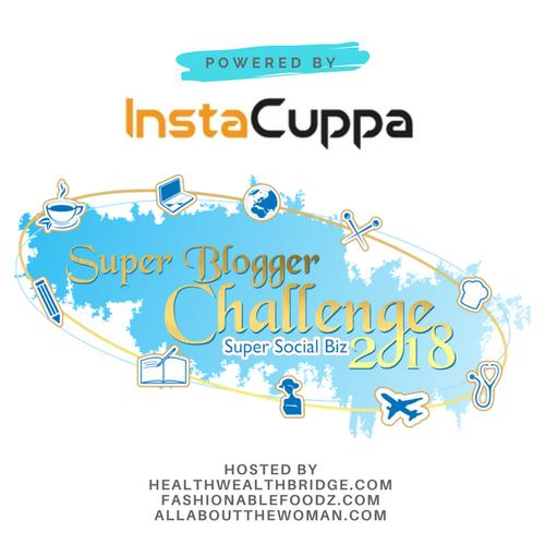 Superbloggerchallenge2018, blogging, challenge