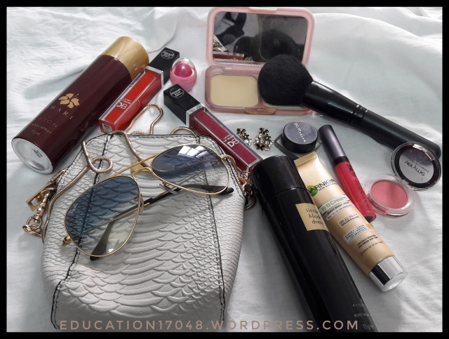 Education17048.wordpress.com, travelling, make up essentials