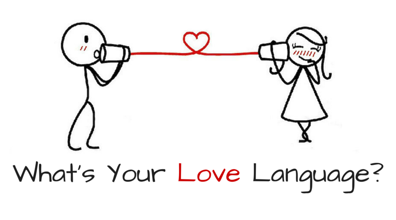 Love languages, blogging, relationship