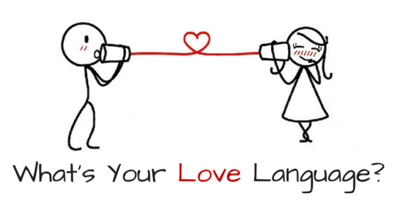 Love languages, blogging, relationship