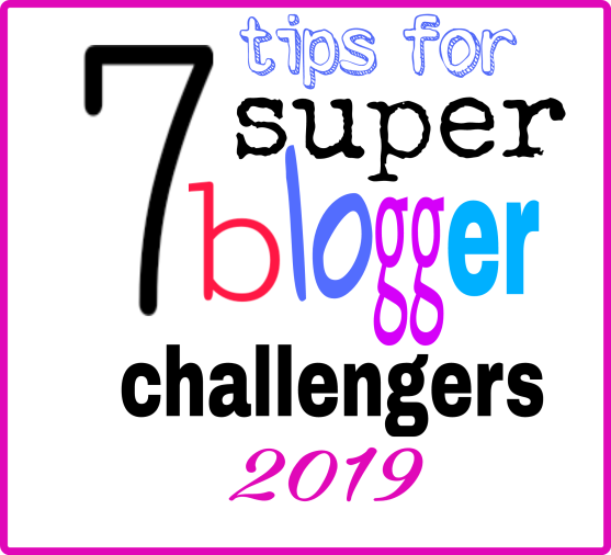 Superbloggerchallenge2018, blogging
