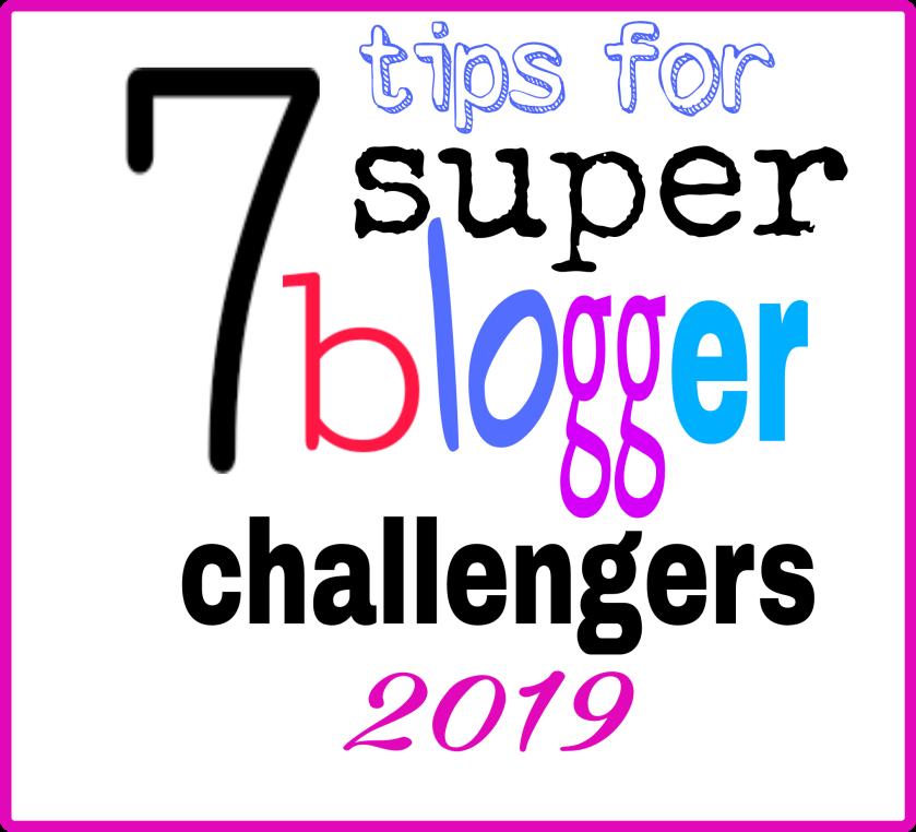 Superbloggerchallenge2018, blogging