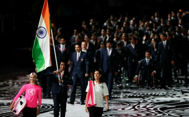 Indian team in CWG 2018