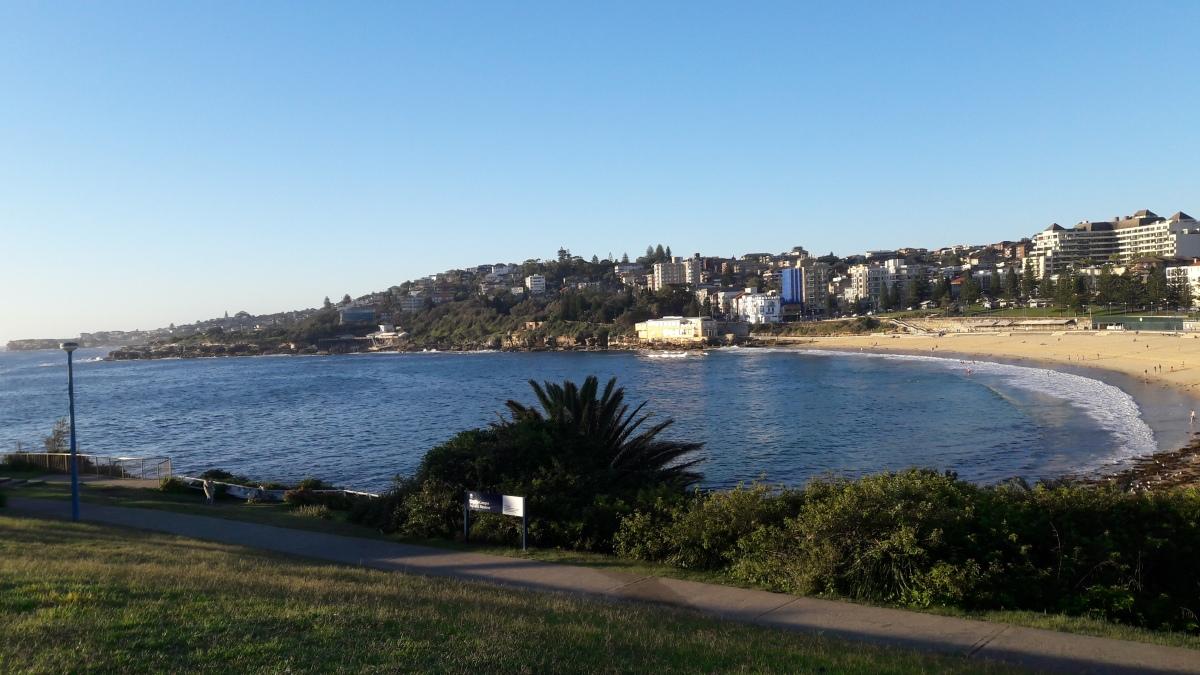 #journeysays, Sydney travel, beach walk in Sydney, Coogee beach walk