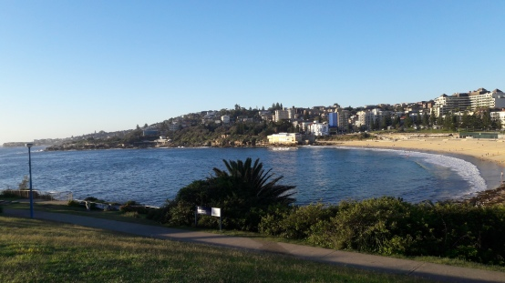 #journeysays, Sydney travel, beach walk in Sydney, Coogee beach walk