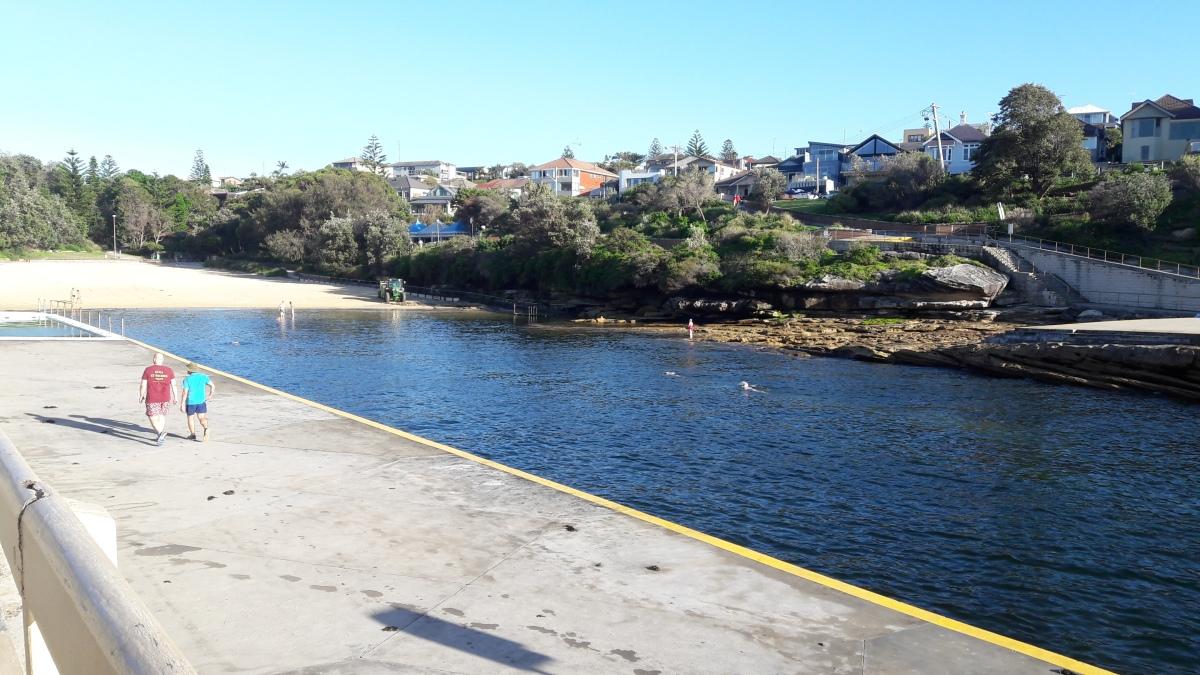 Clovelly beach walk to Bondi beach, journeysays, Sydney travel