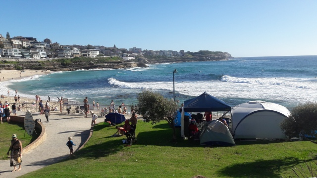 Bronte Beach for family day out, Sydney travel, journeysays,