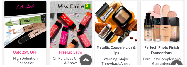 Beauty products online , NYKAA products, NYKAA website review