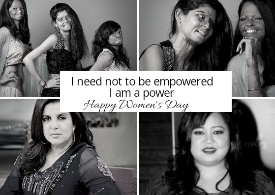 Happy Women's Day, acid victims , inspirational, empowered woman