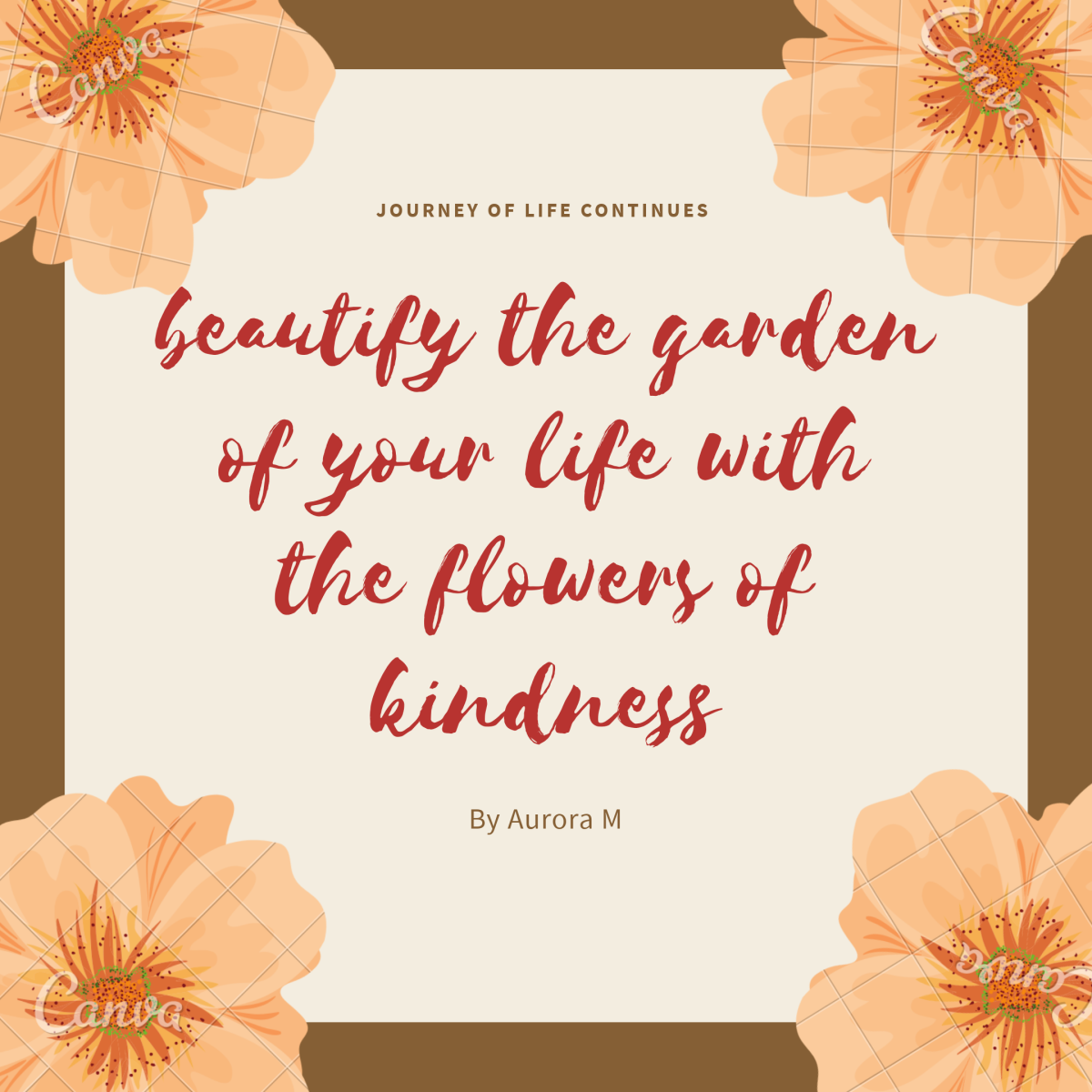 #MyFriendAlexa #journeyreads, Journey of life continues quotes, life quotes, kindness , quotes , inspirational,