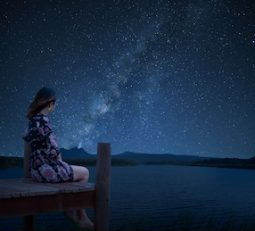 Poem - sitting beside the lake, Journey of life continues